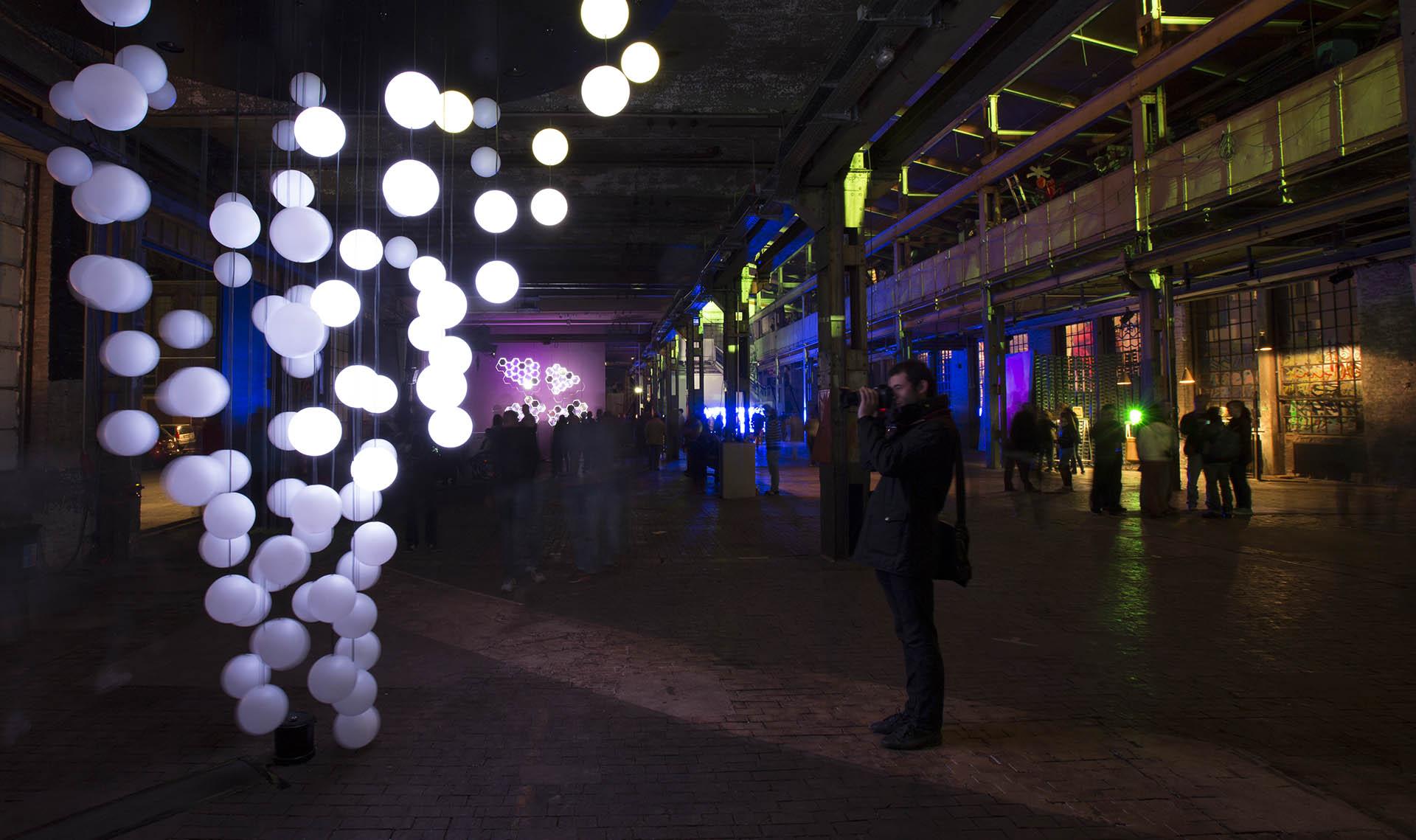 Luminale 2014, Genariya, Fotograph Andreas Bopp